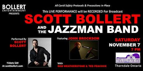Scott Bollert and the Jazzman Band featuring John Brocksom tickets
