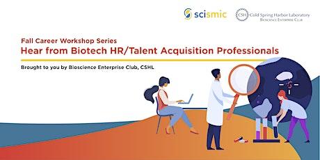 BEC-SCISMIC Fall Career Workshop: HR/Talent Acquisition Professional Panel tickets