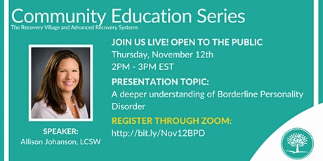 Community Education Series: A Deeper Understanding of BPD tickets