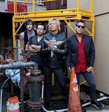 Slippery When Wet Bon Jovi Tribute with JFrost 5 tickets