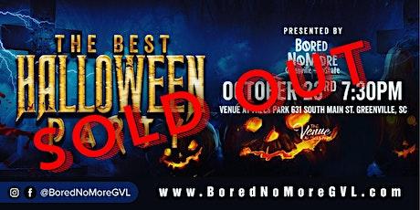 The BEST Halloween Party AROUND!!!!! tickets