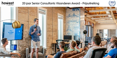Senior Consultants Vlaanderen Award Prijsuitreiking tickets