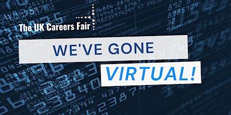 Cambridge Virtual Careers Fair tickets