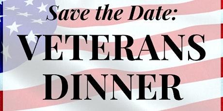 Veterans Appreciation Dinner, hosted by Ozzie Smith Center Springfield tickets
