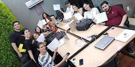 Curso de Redes Sociales BSM. entradas