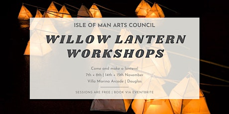 Willow Lantern Workshops tickets