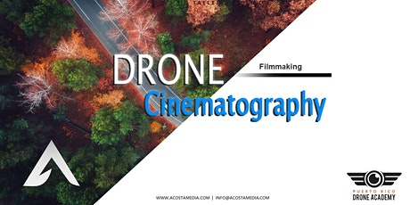 Drone Cinematography tickets