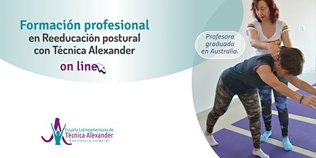 Formación profesional on line en Reeducación postural con Técnica Alexander entradas