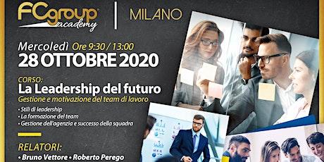 La Leadership del Futuro biglietti