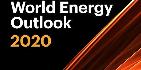 Energy Webinar : The IEA   World Energy Outlook 2020 tickets