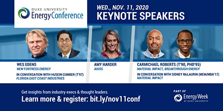12th Annual Duke University Energy Conference