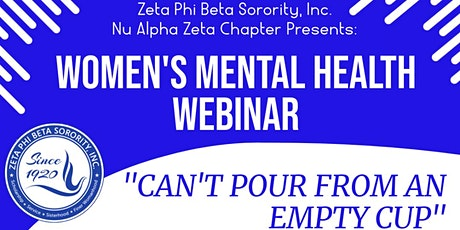 Women's Mental Health Webinar tickets