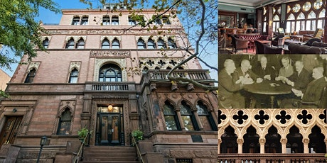 'The Montauk Club: One of New York's Grandest Private Social Clubs' Webinar tickets