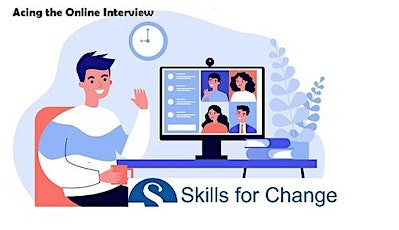 Acing the Virtual Interview tickets