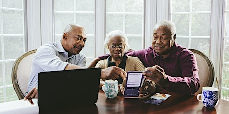 Legal and Financial Planning for Dementia Part 1 tickets