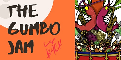 The Gumbo Jam Costume Party tickets