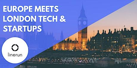Berlin meets London Tech & Startups Tickets
