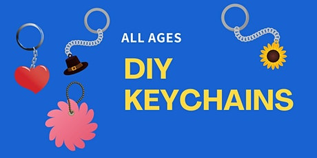 DIY Keychains [all ages] tickets