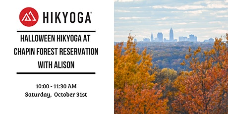 Halloween Hikyoga at Chapin Forest Reservation with Alison tickets