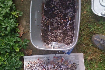 Build a Worm Composting Bin tickets