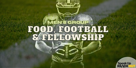 Men's Group: Food, Football, and Fellowship tickets