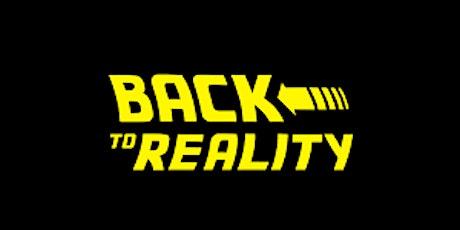 Back to Reality- Trail Run/Walk for Heart Disease & Stroke tickets