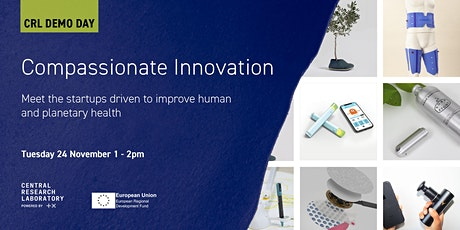 CRL DEMO DAY - Compassionate Innovation tickets