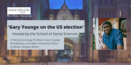 'Gary Younge on the US election' tickets