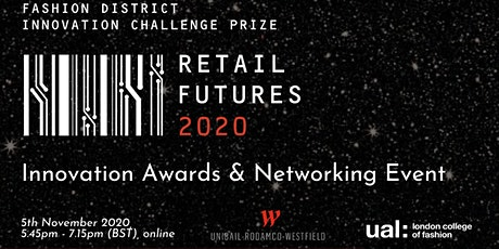 Fashion District Innovation Awards & Networking Event tickets