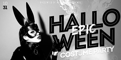 Epic Halloween Costume Party 2020 tickets