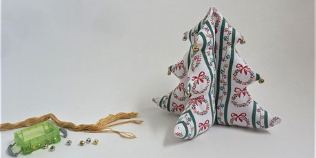Sew a Gorgeous Christmas Tree Table Decoration! tickets
