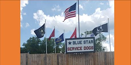 Blue Star Backyard BBQ Pawty tickets