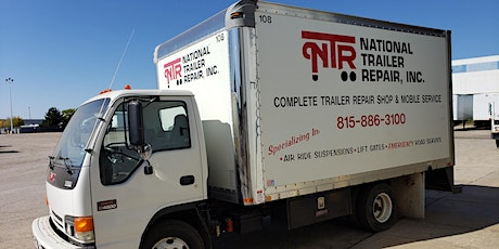 "National Trailer Repair ""Retirement Auction"" tickets"