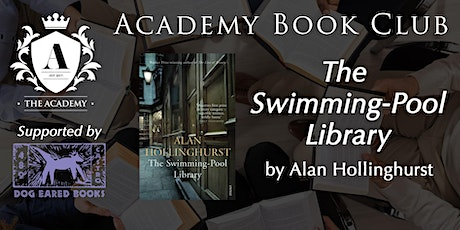 "Academy Book Club: ""The Swimming-Pool Library"" tickets"