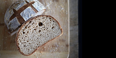Gluten-free sourdough class tickets