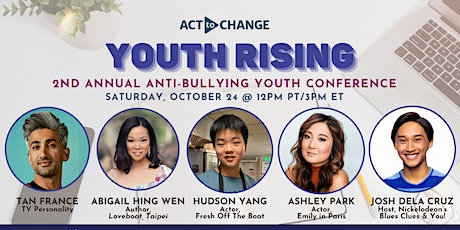 Youth Rising: 2nd Annual Anti-Bullying Youth Conference tickets