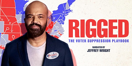 RIGGED Q&A and Pledge to Vote with Spelman College (AUC) tickets