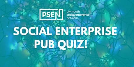 The Annual Social Enterprise Pub Quiz! tickets