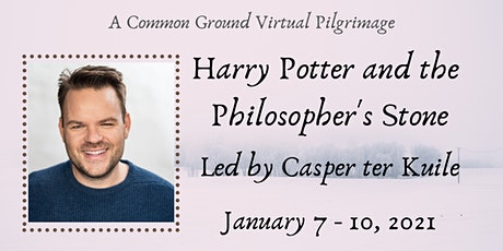 Read, Write, and Walk with Harry Potter and Casper ter Kuile! tickets