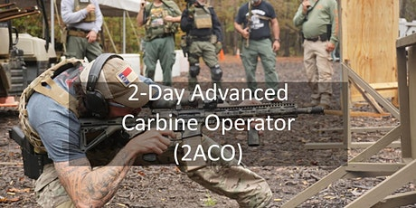 2-Day Advanced Carbine Operator (2ACO) Dec 5-6, 2020 tickets