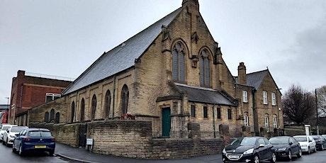 Msza św. w Sheffield - niedziela 25 październik 13:30