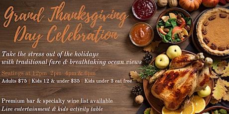 Grand Thanksgiving Celebration tickets