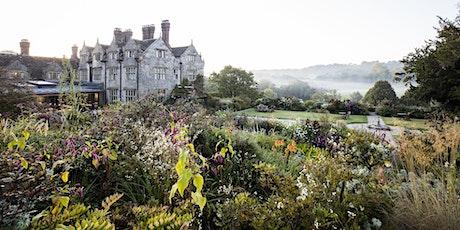 Gravetye Manor; William Robinson's historic garden. tickets