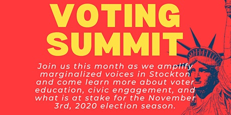 TOLA & Stockton Scholars Present: 2020 Voter Summit tickets