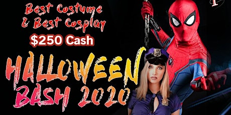 Primetime Halloween Bash & $250 Contest tickets