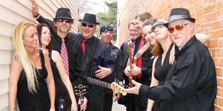 Halloween Party with LIVE Big Band Classic Rock - Larry Lafferty & Vehicle tickets