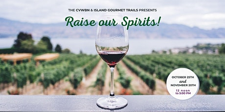 Raise Our Spirits! Beer, Spirits & Wine Tour - NOVEMBER tickets