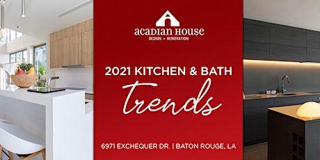 2021 Kitchen & Bathroom Trends Seminar tickets