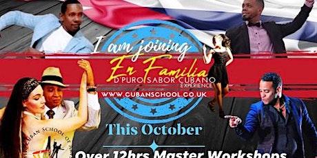 EN-FAMiLiA D'Puro Sabor Cubano Experience tickets