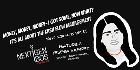 IT'S ALL ABOUT THE CASH FLOW MANAGEMENT! tickets